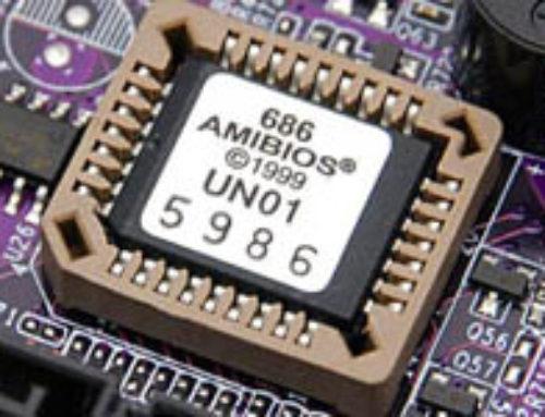 Възстановяване на BIOS на лаптоп